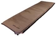 Самонадувающийся коврик Штурман,  200*63*5см,  микрозамша/ПВХ